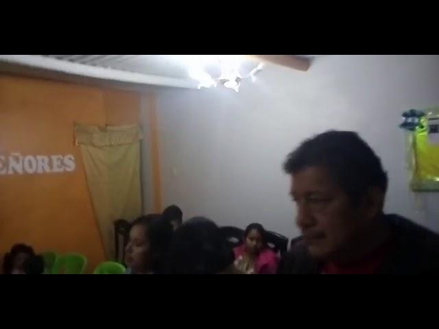 C.C.E.Á LEVANTANDO EL TABERNÁCULO DE DAVID - Ministro Siervo Edgar Burgos 22/09/2020