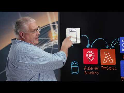 Lockheed Martin: Using Alexa for Business to Securely Access Program Management Status