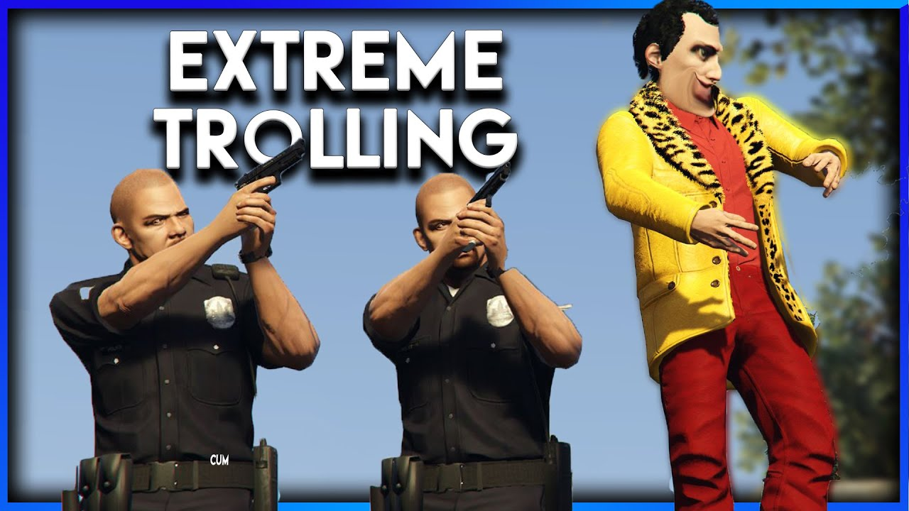 GTA RP   TROLLING A FUNERAL GONE WRONG