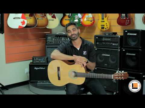 Denver Full Size Nylon String Acoustic Guitar [Product Demonstration]