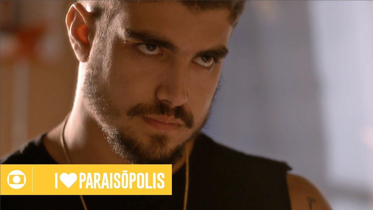 novela Love Castro é na da  Paraisópolis: Grego Caio I