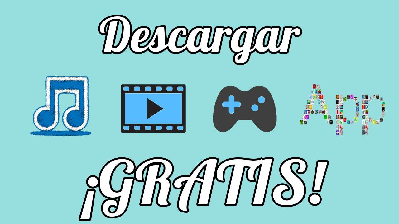 Descargar Música Películas Juegos Y Aplicaciones Gratis Desde Tu Móvil Android Youtube