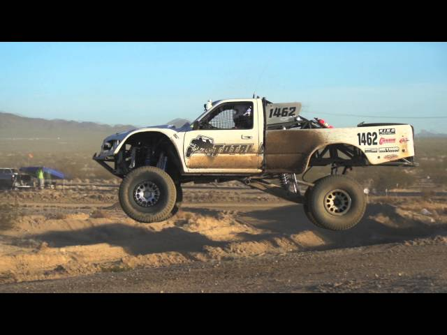 Total Chaos Gen 3 Caddy Kit Race Toyota - 2016 Battle at Primm