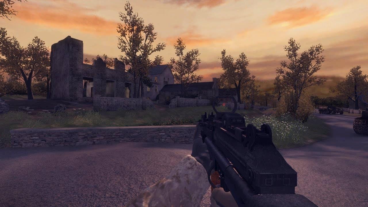 Call of Duty 2: MSMC