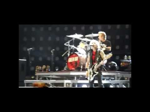 Green Day - Live at Rock en Seine Festival, Paris, 26.08.12 (Full concert !)