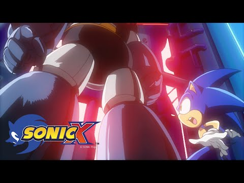 [OFFICIAL] SONIC X Ep13 - Beating Eggman Part2