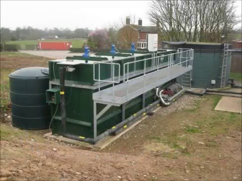 Dissolved Air Flotation (DAF) System - Removing Algae at a Poultry Producers