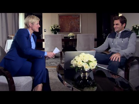 Roger Federer - French TV interwiew - December 27th 2015
