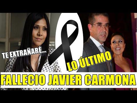 FALLECIÓ PRODUCTOR JAVIER CARMONA ESPOSA DE TULA RODRIGUEZ