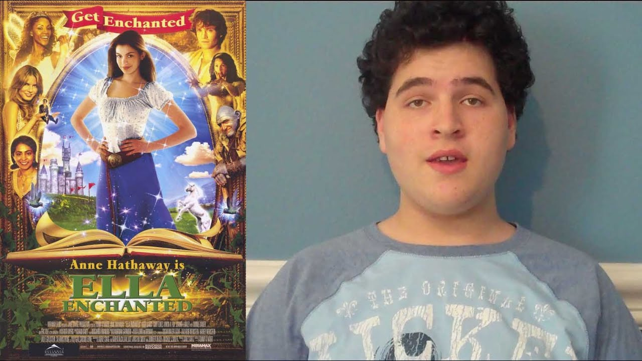 ella enchanted gender movie review