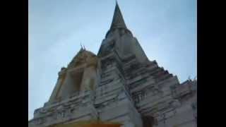 409511 アユタヤ最後に行った寺院