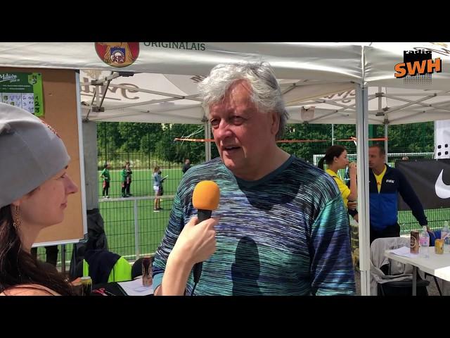 Anatolijs Kreipāns un Inese Vaikule - Radio SWH reportāžas no Talsiem (06.07.2019.)