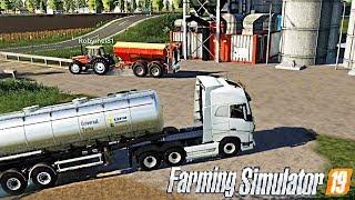 FARMING SIMULATOR 19 #66 - ROBY MI AIUTA CON LA FABBRICA DI CALCE VIVA - NF MARSCH ITA
