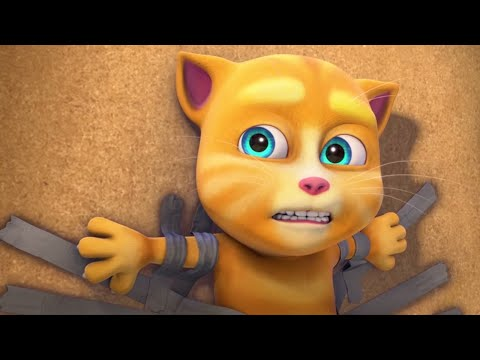 The Crazy Life of Talking Tom and Friends Favorite Episodes Compilation