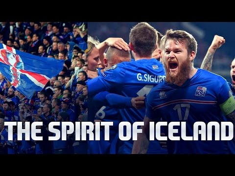 ICELAND WORLD CUP 2018 PREVIEW- The spirit of Iceland
