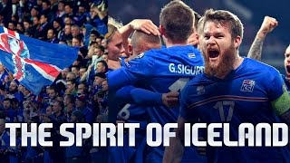 ICELAND WM 2018 PREVIEW- The spirit of Iceland