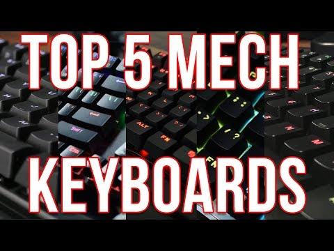 Top 5 Budget Mechanical Keyboards Under $70