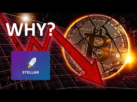 Why Is Bitcoin (BTC) Falling? Why Is Stellar (XLM) Rising?
