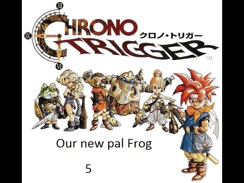 Chrono Trigger No commentary Part 5 Finding Marle