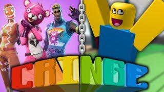 Cringe Champions: FORTNITE vs ROBLOX