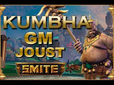 SMITE! Kumbhakarna, Ya no mas gente despierta! GM Joust #26