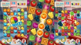 Kitchen Frenzy Match 3 Game