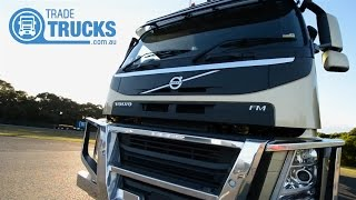 New Volvo FM and FE | Review | Truck TV Australia