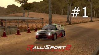 RalliSport Challenge 2 (1080p60) Walkthrough - Episode 1