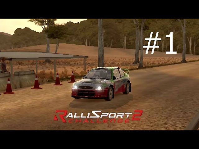 RalliSport Challenge 2 (1080p60) Walkthrough - Episode 1