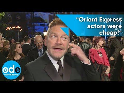"Kenneth Branagh: ""Orient Express actors were cheap!"""