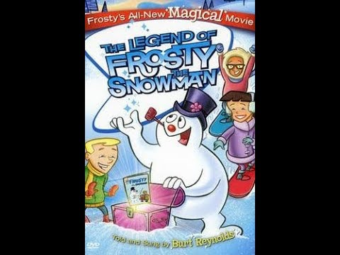 The Legend Of Frosty The Snowman (1080p)