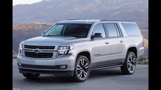 New Chevrolet Suburban RST Performance Package 2019 - 2020 Review, Photos, Exterior and Interior