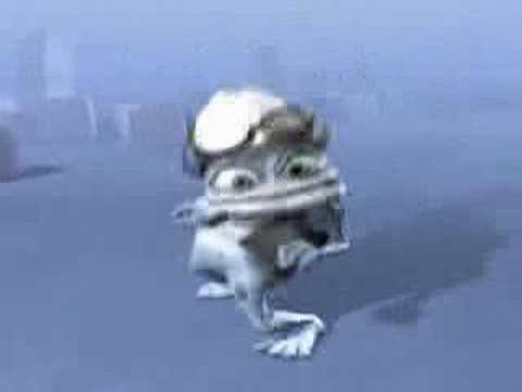 Funny Crazy Frog