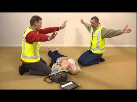 FAF Training | Demonstratievideo gebruik AED