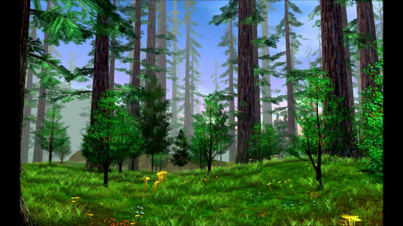 The Sounds Of Star Wars Galaxies Endor Youtube