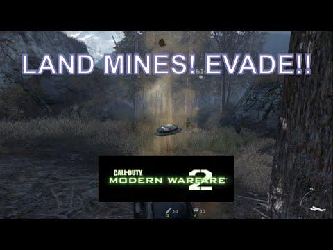Call Of Duty 5 : Modern Warfare 2 - Ambush! Land Mines!! (#8)