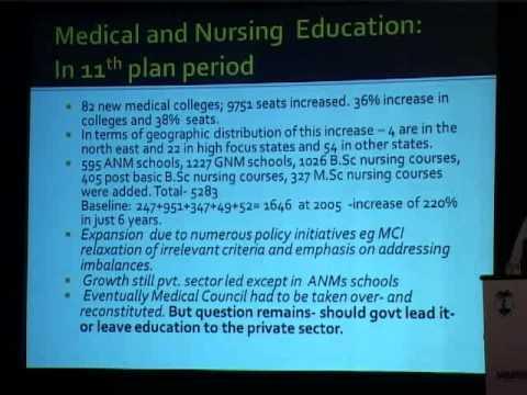 2 Human Resources for Health: T. Sundararaman Keynote Address