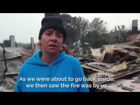 Knysna resident: 'We have lost everything'