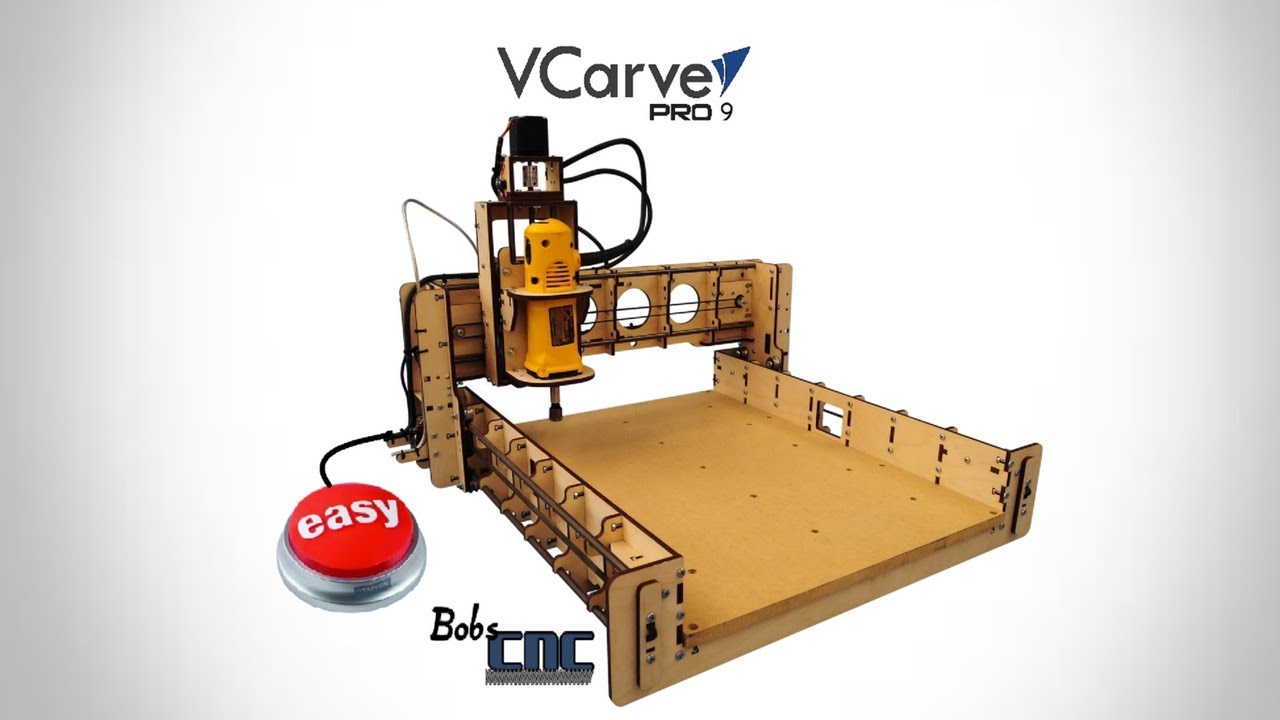 VCarve Pro 9 - Easily Convert a Picture to a Vector