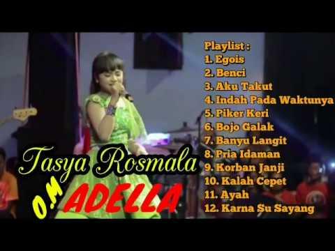 """Tasya Rosmala Terbaru 2019 Full New Album """"ADELLA"""""""