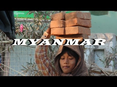 Myanmar/ Women Construction-workers Part 25