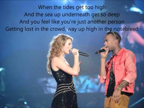 Both Of Us - B.O.B ft Taylor Swift Lyrics