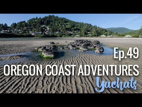 [RV Life & Travel] Ep. 49 Oregon Coast Adventures || Yachats & Waldport || Beaches, Dining, Kayaking