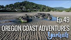 [RV Life & Travel] Ep. 49 Oregon Coast Adventures || Yachats & Waldport || Beaches, Dining, Kayaking