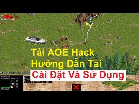 link tải game đế chế bản chuyên hack và dùng lệnh - Tải đế chế AOE Hack  + Hướng dẫn tải, cài đặt và sử dụng
