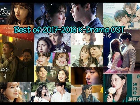 The Best of 2017-2018 Korean Drama OST Senti / Sad songs