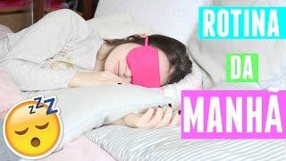 Minha Rotina da Manhã 😴 - Marina Inspira