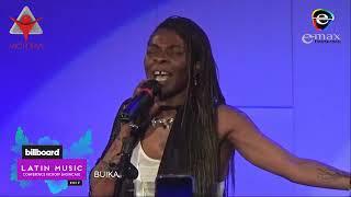Buika -  Showcase at Latin Billboard Showcase (2017)