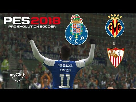 PES 2018 - MY CLUB - TORNEIO DAS LIGA ESPANHOLA | HD PS4 PRO