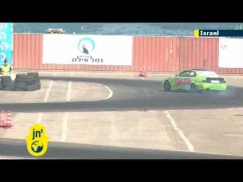 "Formula 3 racetrack opens in Israel: 16 Formula drivers compete in opening race at ""Formula Israel"""